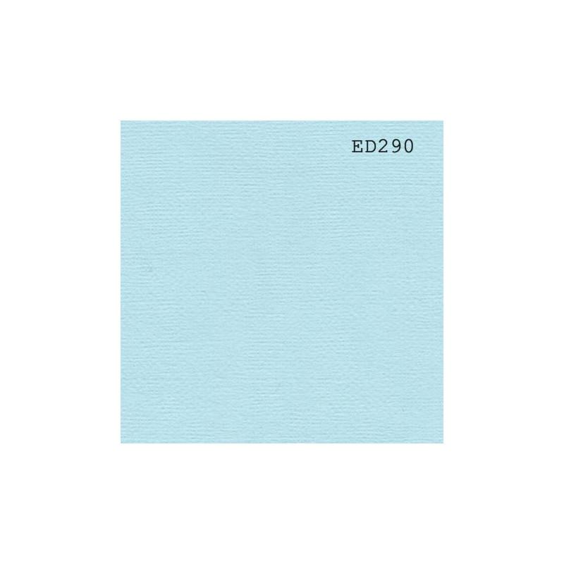 Papier cardstock uni 30 x 30 Bleu ciel