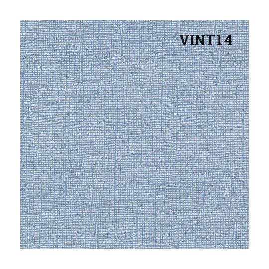 Papier cardstock uni 30 x 30 aspect vintage Jean bleach