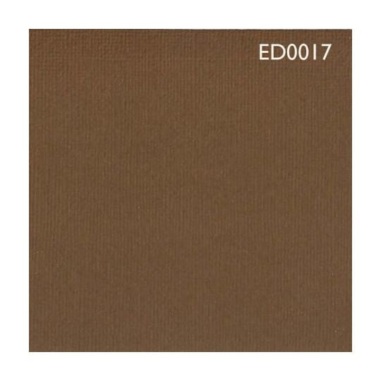 Papier cardstock uni 30 x 30 Marron