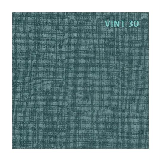 Papier cardstock uni 30 x 30 aspect vintage Vert Cèdre