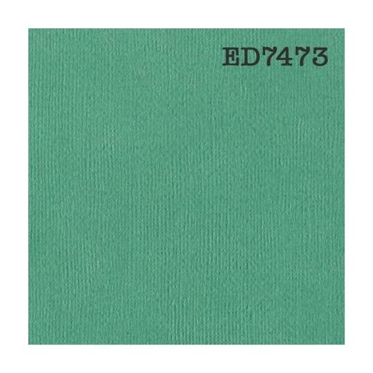 Papier cardstock uni 30 x 30 Vert Prasin