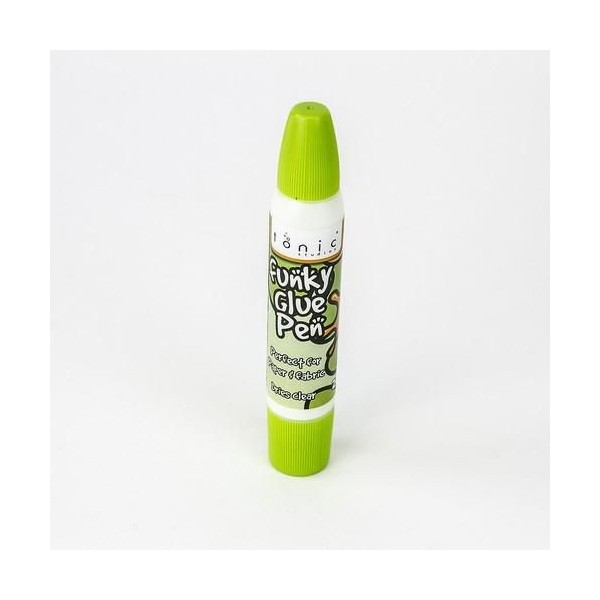 Tube colle Tacky glue double embout TONIC STUDIOS