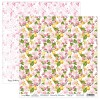 Bloc 24 papiers scrapbooking 15 x 15 collection Butterfly Meadow SCRAPBOYS