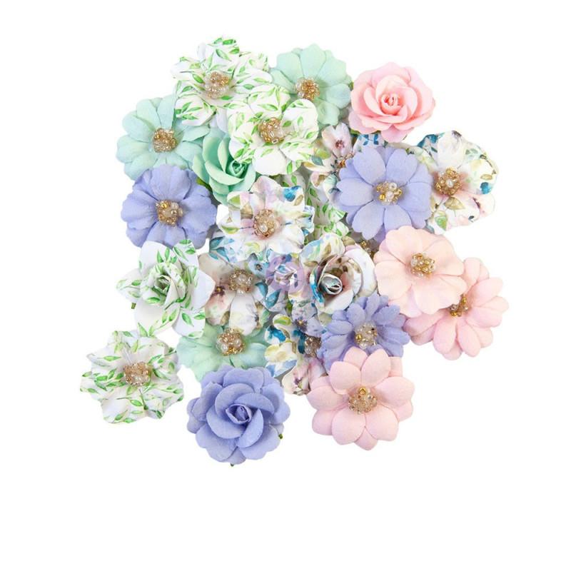 Fleurs Watercolor Floral Tiny Colors PRIMA MARKETING