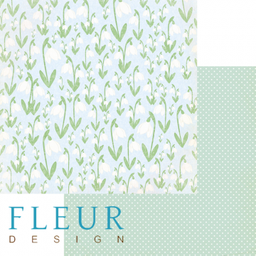 "Papier ""Meadow"" collection ""Sketches of Spring"" - Fleur Design"
