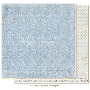 "Papier ""Wedding Day"" collection ""Vintage Romance"" de Maja Design"