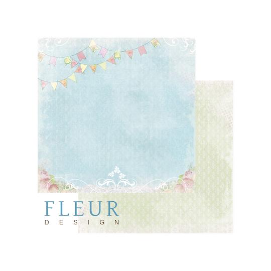 """Papier """"Secret Place"""" collection """"Soaring Soul"""" de Fleur Design"""