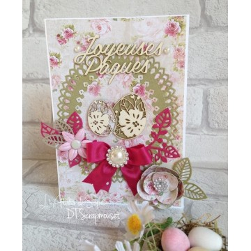 "Kit carerie de Pâques ""Easter Greetings"""
