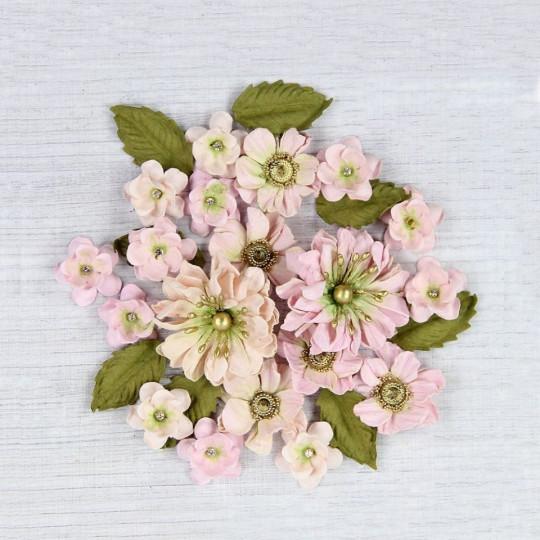 """Fleurs """"Renae Blush"""" de Little Birdie"""