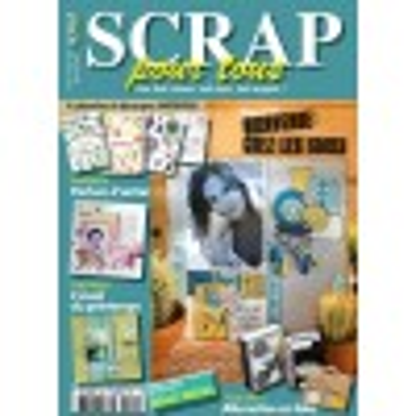 Magazine Scrap pour Tous n°30 - printemps 2017