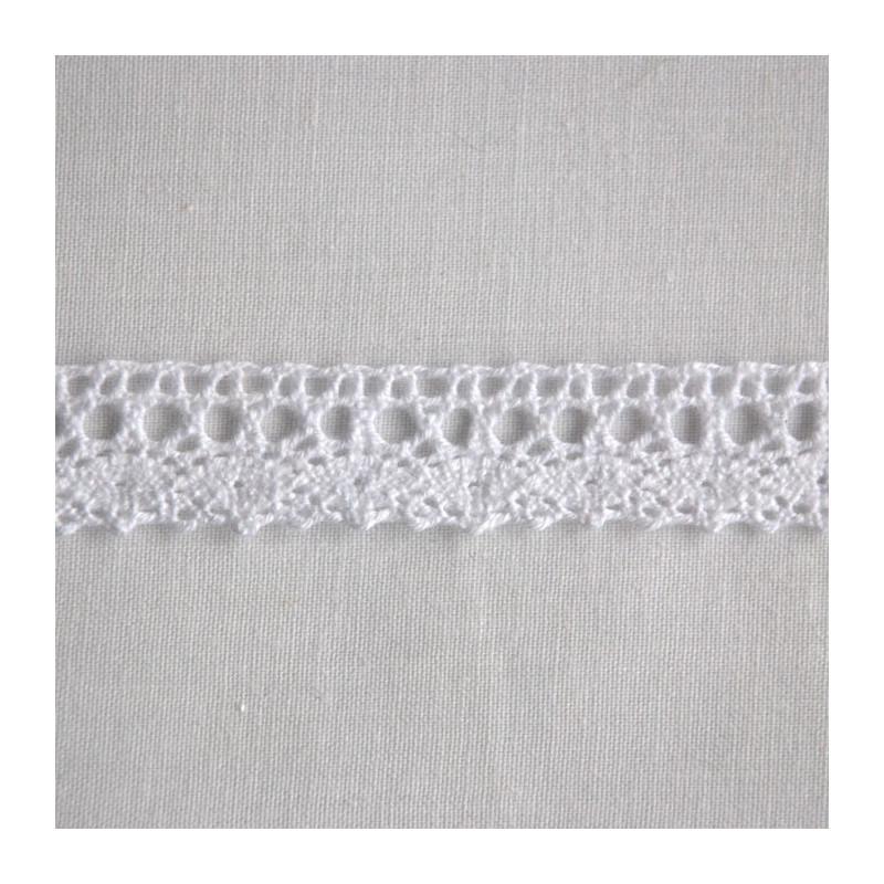 Dentelle coton 1.5 cm