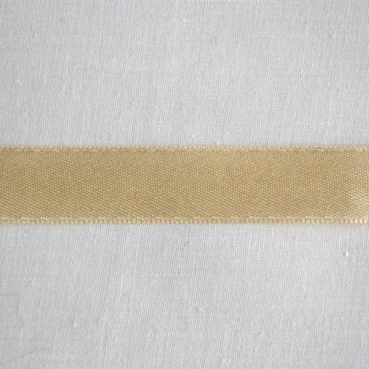 Ruban satin ivoire 1.6 cm