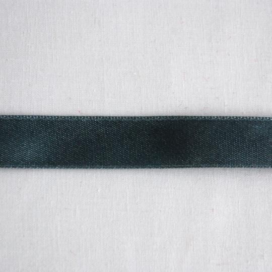Ruban satin gris 1.6 cm