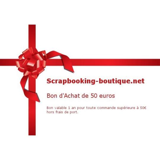 Bon de réduction 50 euros