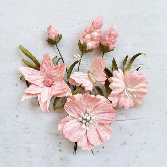 """Fleurs """"Arielle Carnation"""" de Little Birdie"""