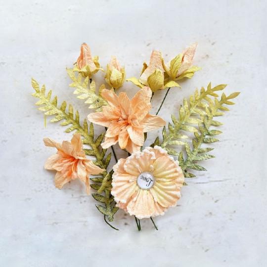 """Fleurs """"Leticia Squash"""" de Little Birdie"""