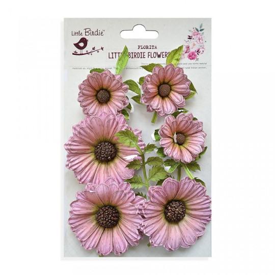 """Fleurs """"Flori Lavender"""" de Little Birdie"""