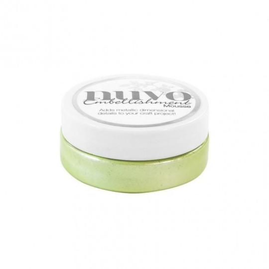 Pâte de texture Embellishment Nuvo - Spring Green
