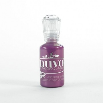 "Crystal Drops Nuvo ""Violet Galaxy"""
