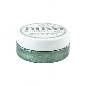 Pâte de texture Embellishment Nuvo - Seaspray Green