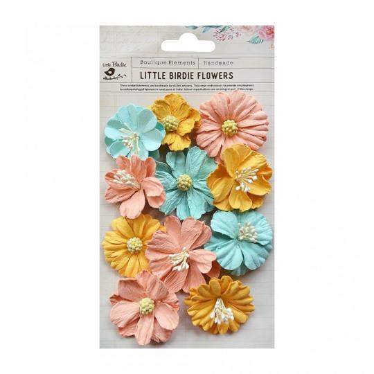 """Fleurs """"Noelle Pastel"""" de Little Birdie"""