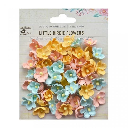 """Fleurs """"Paula Pastel"""" de Little Birdie"""