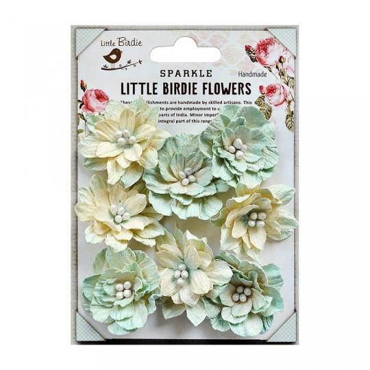 """Fleurs """"Serenade Ocean Mist"""" de Little Birdie"""