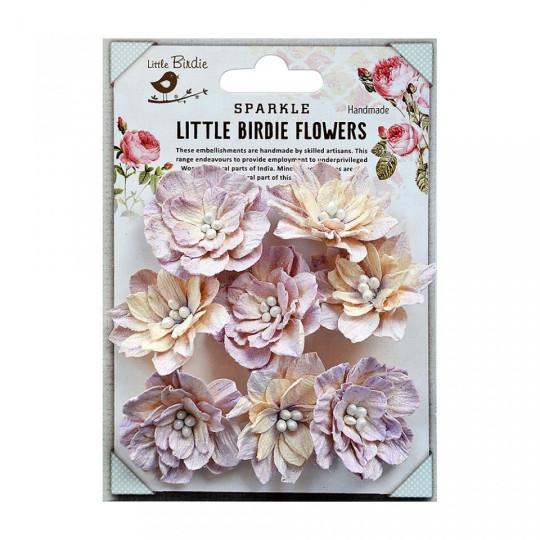 "Fleurs ""Serenade Orchid"" de Little Birdie"