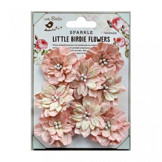 """Fleurs """"Serenade Carnation"""" de Little Birdie"""
