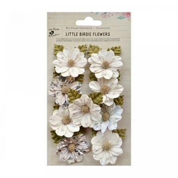 "Fleurs ""Wendy Moon Light"" de Little Birdie"