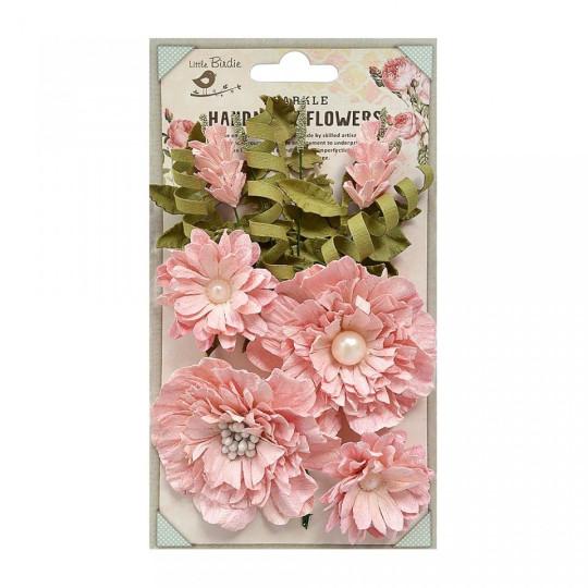 """Fleurs """"Elsie Carnation"""" de Little Birdie"""