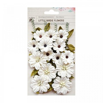 "Fleurs ""Fiorella Moon Light"" de Little Birdie"