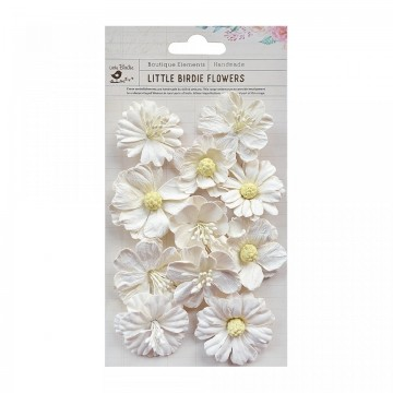 "Fleurs ""Noelle Moon Light"" de Little Birdie"