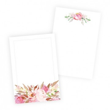 "Lot de 10 cartes collection ""Love in bloom"" de Piatek"