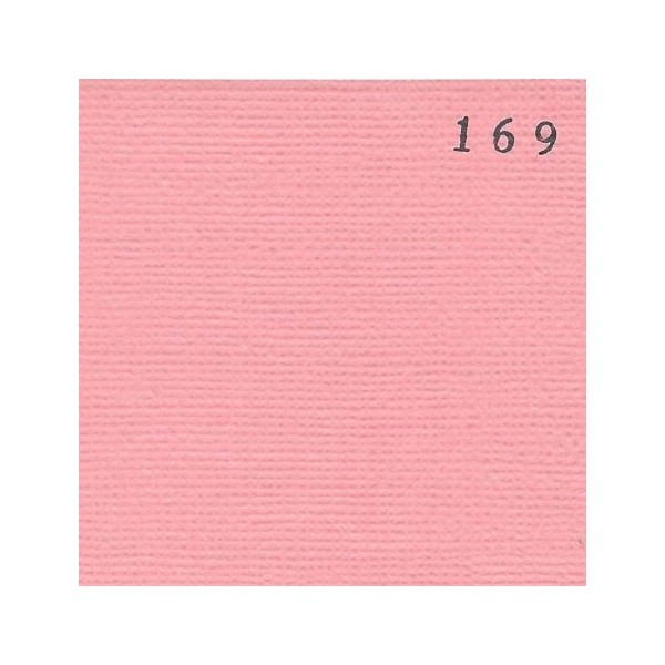 "Cardstock 30 x 30 ""Corail"""