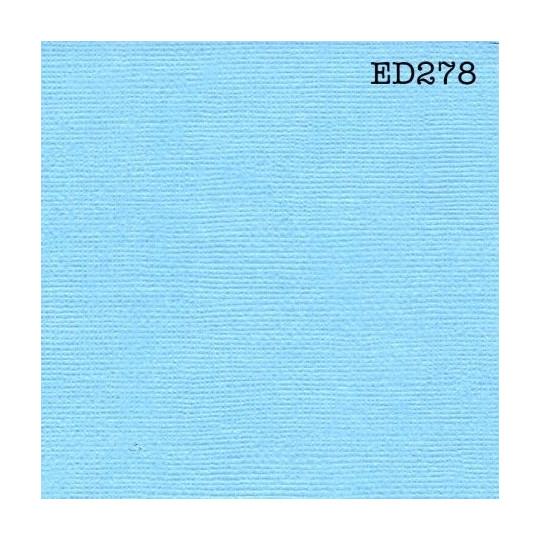 """Cardstock 30 x 30 """"Bleu azur clair"""""""