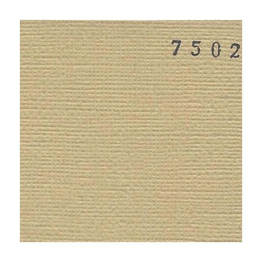 """Papier cardstock uni 30x30 """"Mastic"""""""