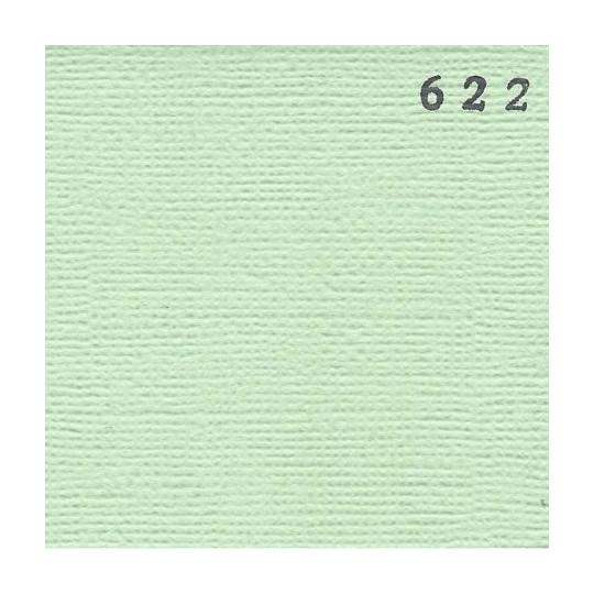 """Cardstock 30 x 30 """"Vert celadon"""""""