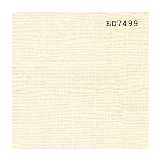 """Papier cardstock uni 30x30 """"Blanc ivoire"""""""