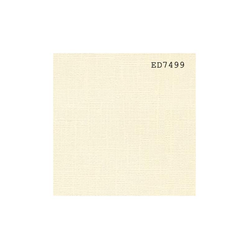 "Cardstock 30 x 30 ""Blanc ivoire"""