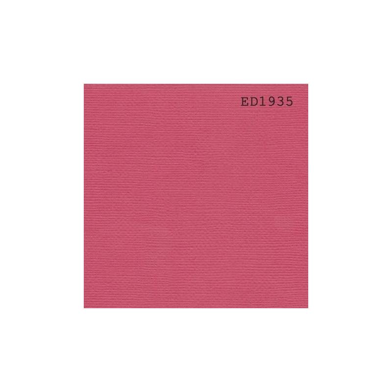 "Cardstock 30 x 30 ""Rouge framboise"""