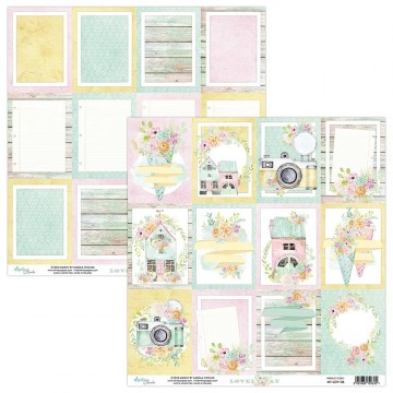 "Papier étiquettes collection ""Lovely Day"" de Mintay"