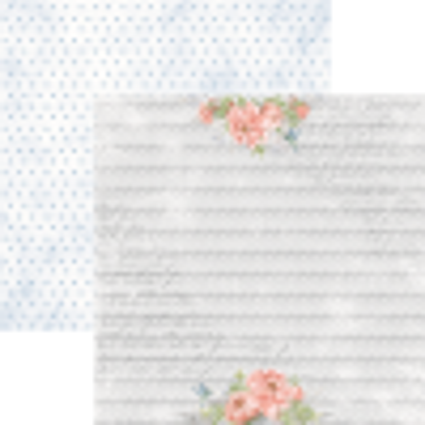"Set papiers scrapbooking collection ""The Peony Avenue"" de Studio 75"