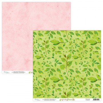 "Papier 01 collection ""Springtime"" de Mintay"