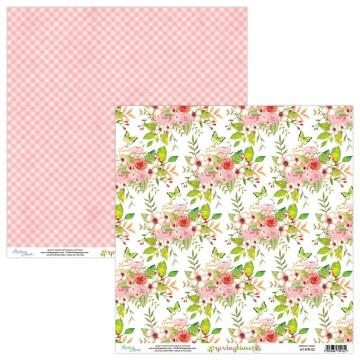 "Papier 02 collection ""Springtime"" de Mintay"