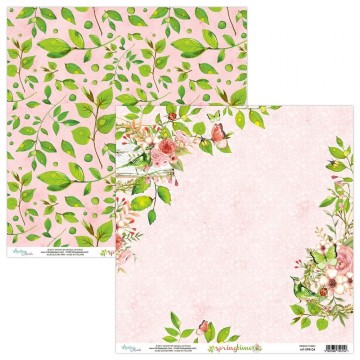 "Papier 04 collection ""Springtime"" de Mintay"