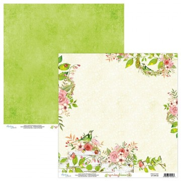 "Papier 05 collection ""Springtime"" de Mintay"