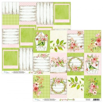 "Papier 06 collection ""Springtime"" de Mintay"