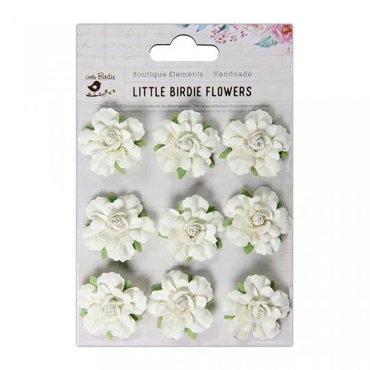 """Fleurs """"Vincy Ceram"""" de Little Birdie"""