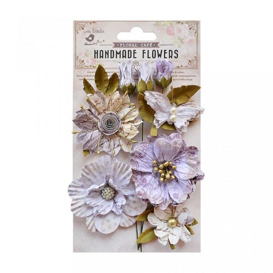 """Fleurs """"Danica purple"""" de Little Birdie"""